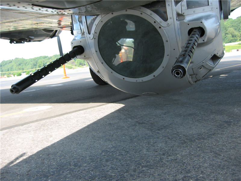 B 24 Ball Turret B-17G and B-24J...