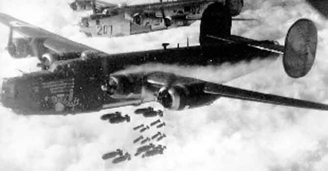 The color of B-24 Witchcraft