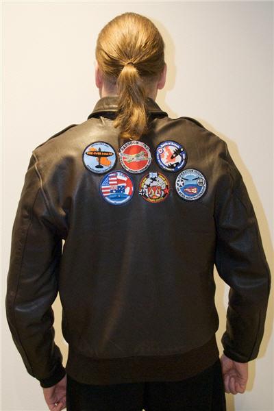 patch jacket a2